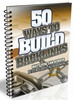 Thumbnail 50 Ways Build Back Links