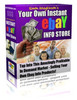 Your Own Instant eBay Info Store Script